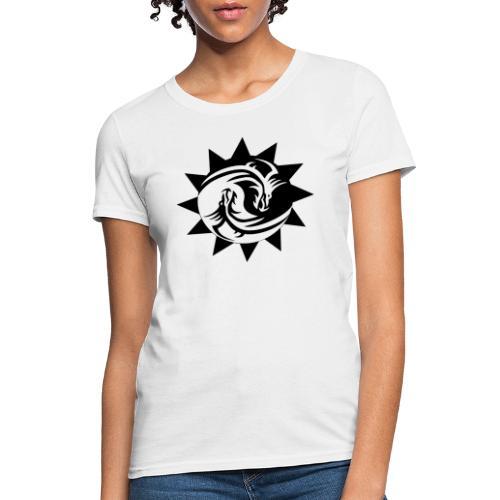 Dragon Synergy - Women's T-Shirt