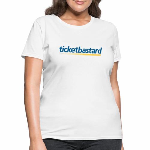 ticketbastard - Women's T-Shirt