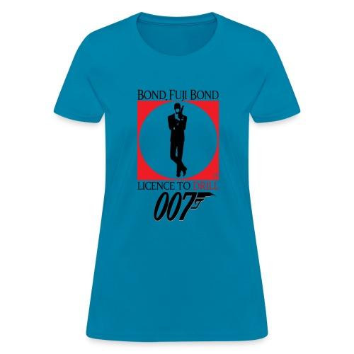 Fuji Bond - Women's T-Shirt