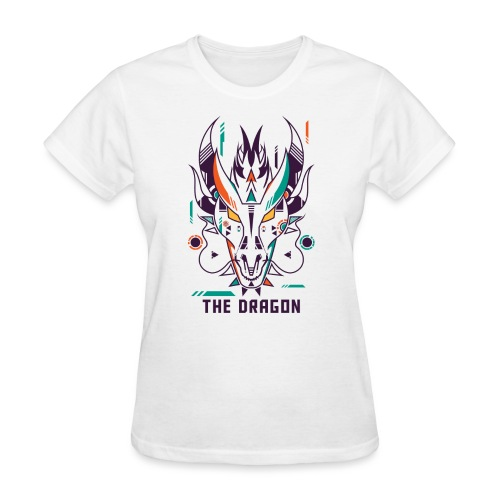 The Dragon - Women's T-Shirt