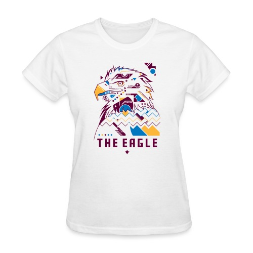 The Eagle - Women's T-Shirt