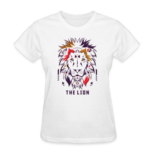 The Lion - Women's T-Shirt