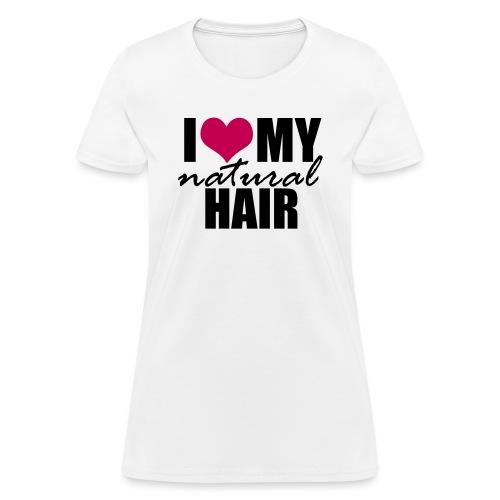 LOVE MY NH pink - Women's T-Shirt
