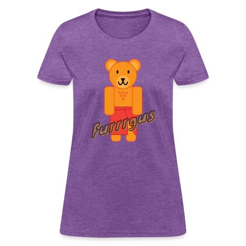 Presidential Suite Furrrgus - Women's T-Shirt