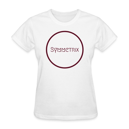 symmetrix band tshirt - Women's T-Shirt