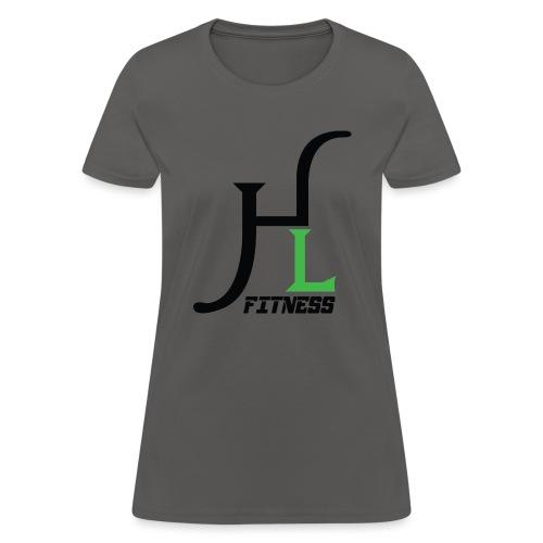 HIIT Life Fitness Logo - Women's T-Shirt
