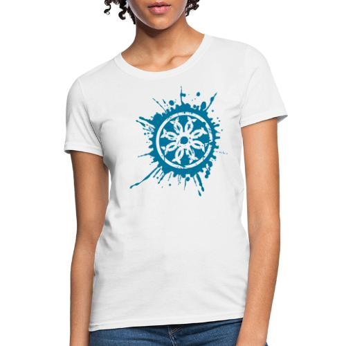 Splatter 2 - Women's T-Shirt