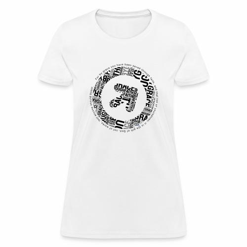 Circle of Life - Women's T-Shirt