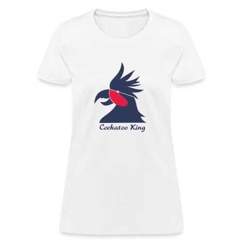 Cockatoo Logo - Women's T-Shirt