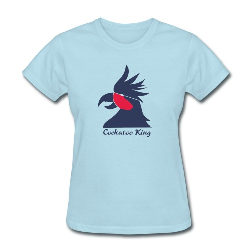 Cockatoo Logo - Women's T-Shirt