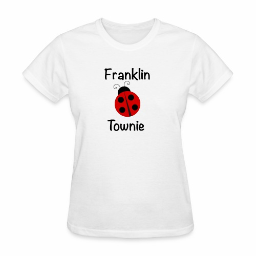 Franklin Townie Ladybug - Women's T-Shirt