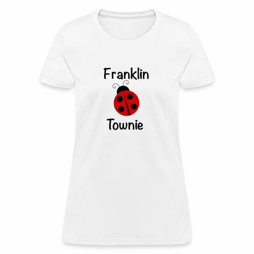 Franklin Townie Ladybug - Women's T-Shirt