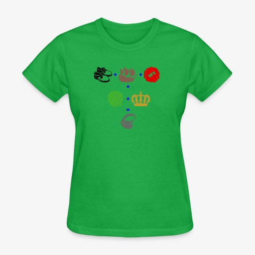 walrus and the carpenter - Women's T-Shirt