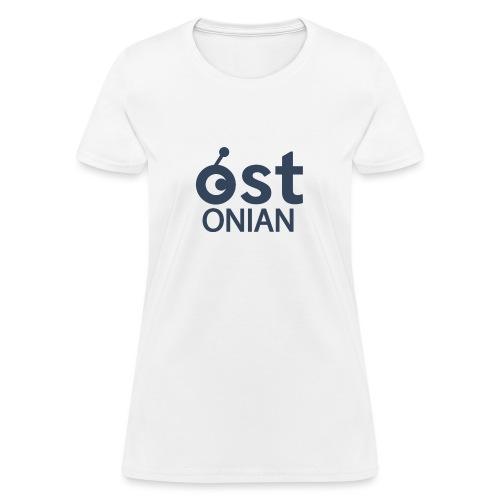 OSTonian by Glen Hendriks - Women's T-Shirt