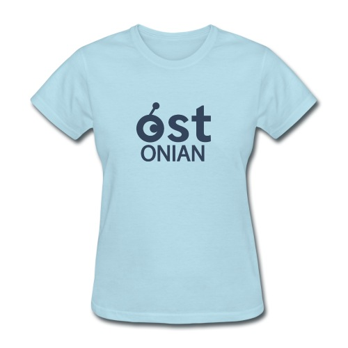OSTonian by Glen Hendriks - Women's T-Shirt