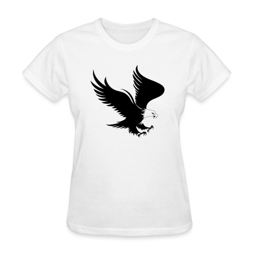 Premium Eagle - Women's T-Shirt