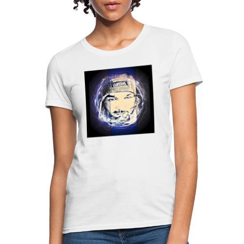 Electric circle - Women's T-Shirt