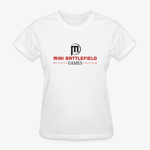 Mini Battlefield Games Logo - Women's T-Shirt