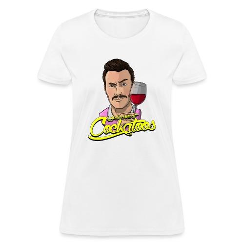 SilentDroidd Tshirt 01 png - Women's T-Shirt