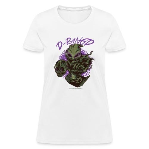 D-RaNGD Voodoo Ghost Logo - Women's T-Shirt