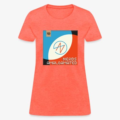 Top Shelf Nerds Cover - Women's T-Shirt