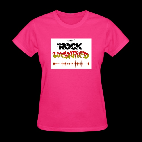 Eye Rock Unconfined - Women's T-Shirt