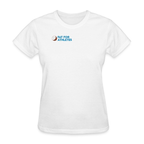 Fat For Athletes Merch - Women's T-Shirt