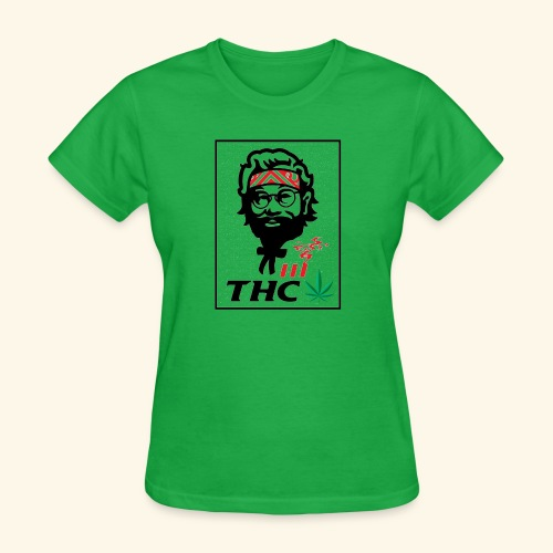 THC MEN - THC SHIRT - FUNNY - Women's T-Shirt
