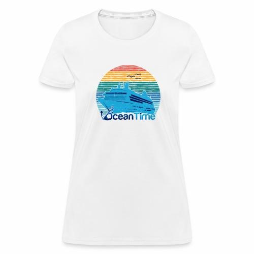 Ocean Time - Women's T-Shirt