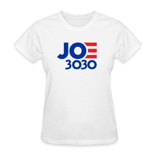 Joe 3030 - Joe Biden Future Presidential Campaign - Women's T-Shirt