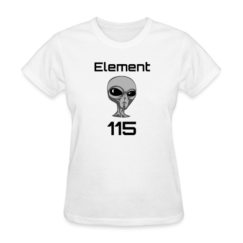Element 115 - Women's T-Shirt