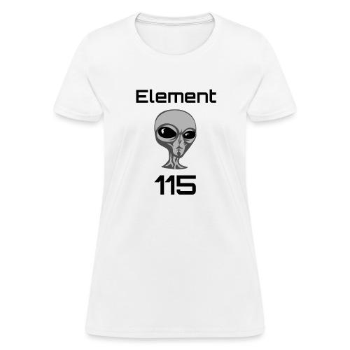 Element 115 - Women's T-Shirt