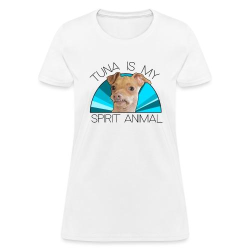 Spirit Animal–Cool - Women's T-Shirt
