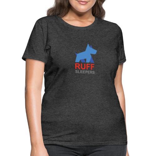 ruffsleepers logo 01 - Women's T-Shirt