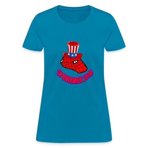 Spodermen 2016 png - Women's T-Shirt