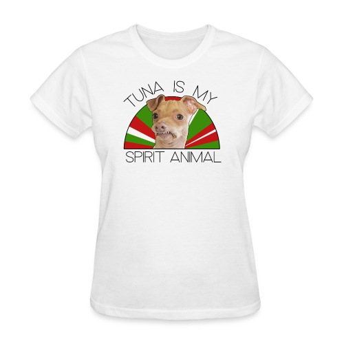 Spirit Animal–Christmas - Women's T-Shirt