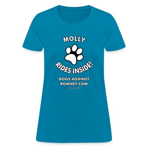 molly w - Women's T-Shirt