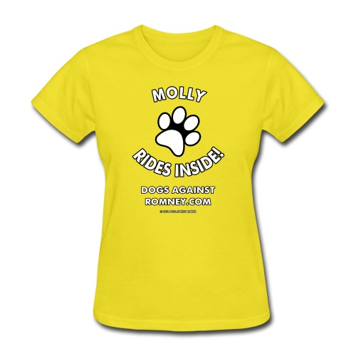 molly w - Women's T-Shirt