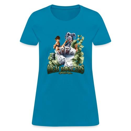 High Roller by RollinLow - Women's T-Shirt