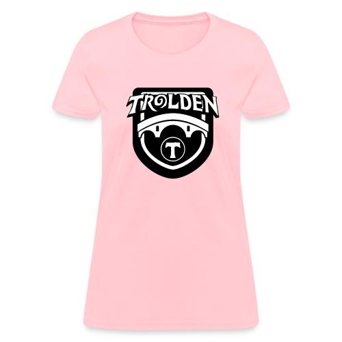 Black And White Logo - Women's T-Shirt