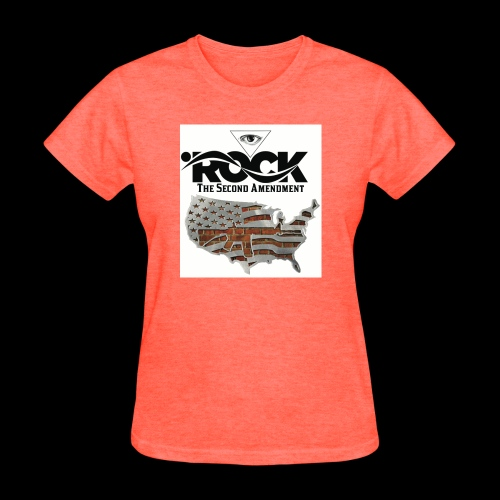 Eye Rock the 2nd design - Women's T-Shirt
