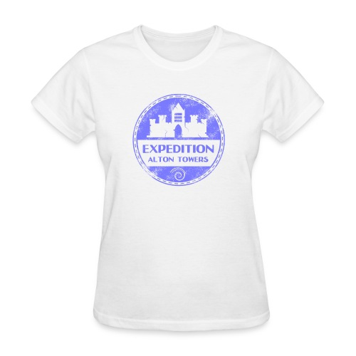 Expedition Alton Towers - Women's T-Shirt