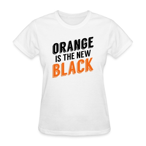 black2 - Women's T-Shirt