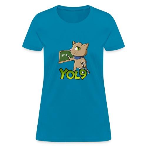 yol9 png - Women's T-Shirt