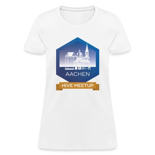 Hive Meetup Aachen - Women's T-Shirt