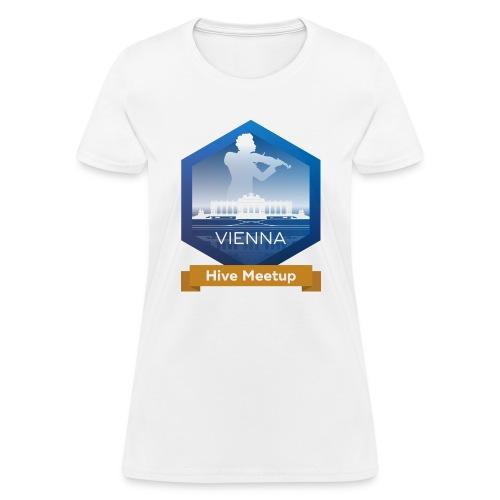 Hive Meetup Vienna - Women's T-Shirt