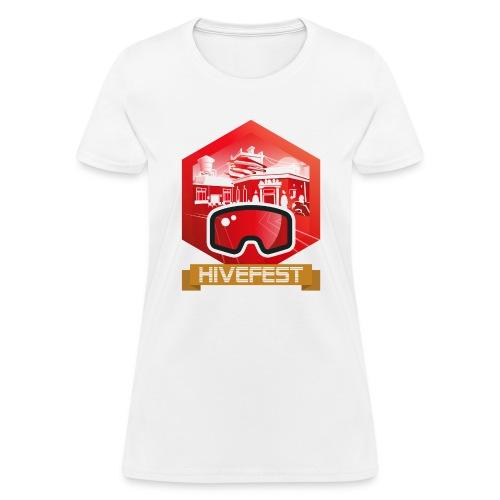 HiveFest V Banner - Women's T-Shirt