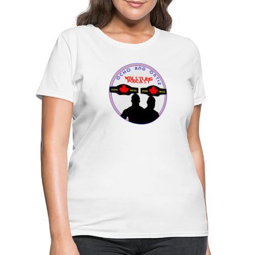Ocho and Ortiz 2018 Logo - Women's T-Shirt