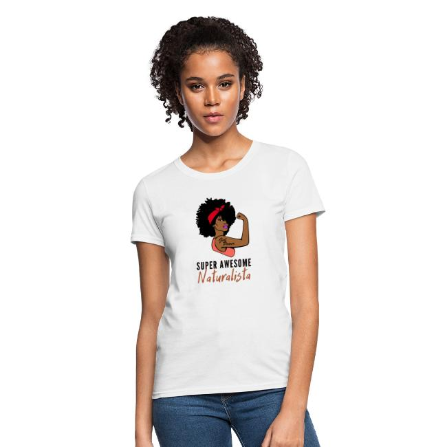 Super Awesome Naturalista Tees & Merch