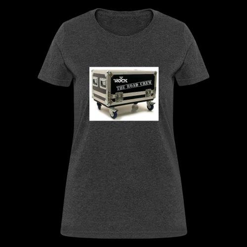 Eye rock road crew Design - Women's T-Shirt